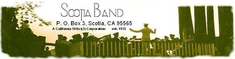 Scotia Band Conductor